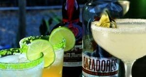 Grand Marnier is a good call when it comes time for Cadillac Margaritas