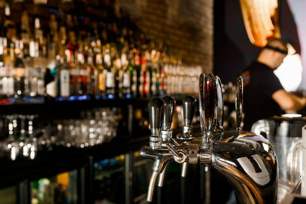 forget online bartending school | learn high volume bartending at riverside bartending school